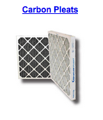 carbon pleats