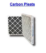 carbon pleats