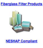 fiberglass filter products