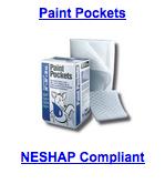 paint pockets