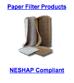 paper filter products