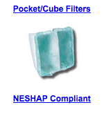 pocket cube filters