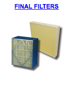 powder booth final filters