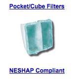 pocket cube filters